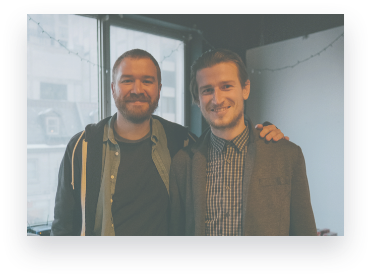 bus.com founders kyle boulay and wolf kolhberg